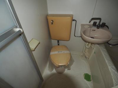 【トイレ】サンモールアミモ
