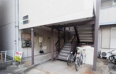 【エントランス】サンライズマンション