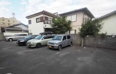 【駐車場】サンライズマンション