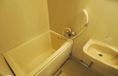 【浴室】サンライズマンション