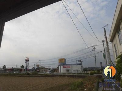 【展望】テラスハウスソフィア