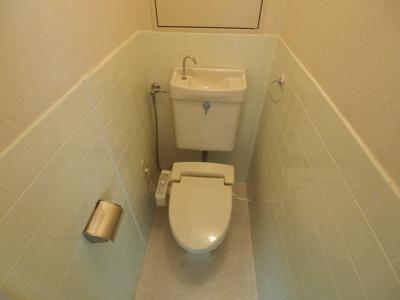 【トイレ】サンライフつちや
