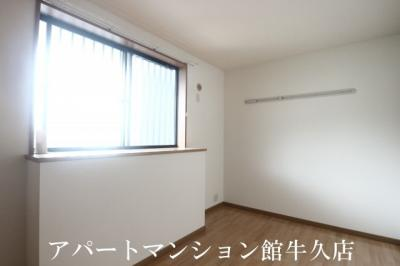 【寝室】グランディールANNEX