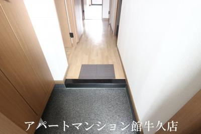 【玄関】グランディールANNEX