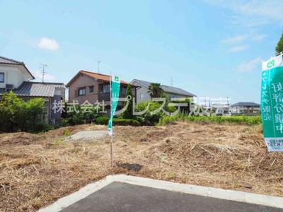 【外観】奈良市西大寺町の売地 全3区画