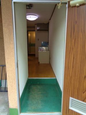 【玄関】グリーンハイム公園南矢田