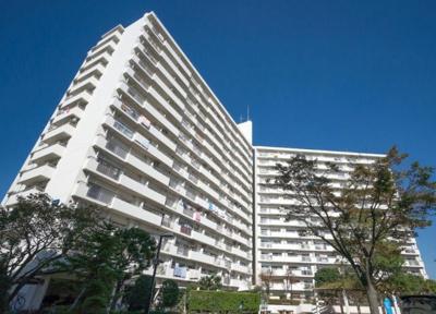 【外観】シティコープ清新 9階 76.18㎡ リ ノベーション済