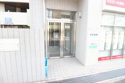 【エントランス】アビンジャーコート