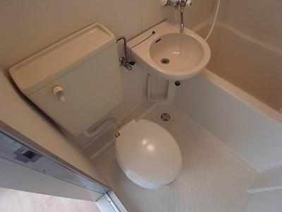 【トイレ】シンプルライフ六甲