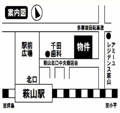ハッピーシンドロームの地図☆