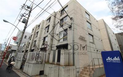 ZESTY駒沢大学Ⅱ 外観
