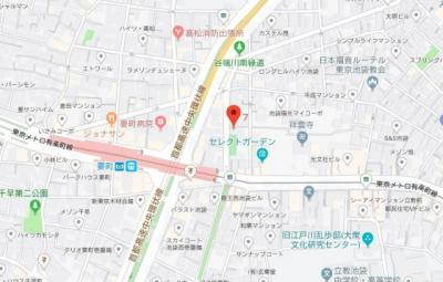 【地図】パルクヴェール