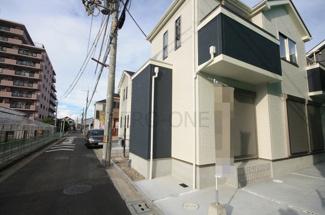 駅も近くていい新築です 浜寺諏訪森地区での価格としては購入しやすい価格設定です