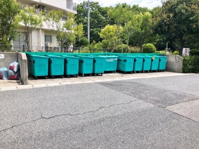 【その他共用部分】コンフォール学園緑が丘第1-6号棟