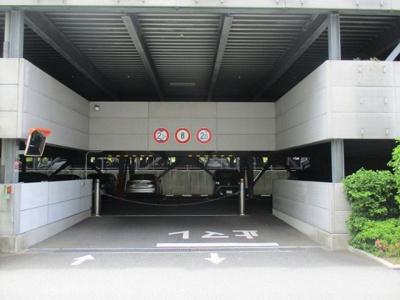 【駐車場】グランドメゾン学園都市