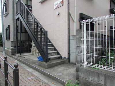 【エントランス】和田ハイツ