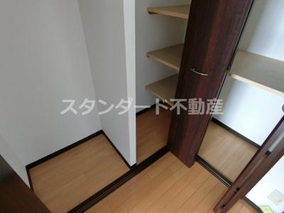 【収納】アーバネックス梅田東