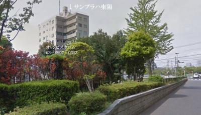 【外観】サンプラハ東陽 2-3階 99.30㎡ メゾンネットタイプ 木場駅7分