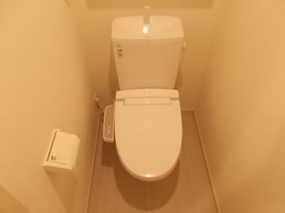 【トイレ】リブリ・平安通