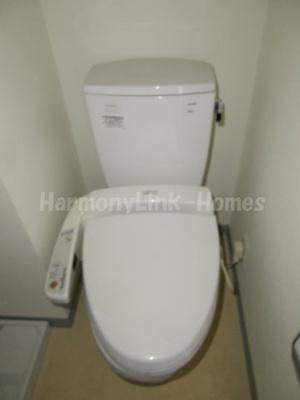 シンシティー板橋大山の落ち着いたトイレです