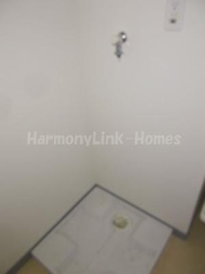 シンシティー板橋大山の室内洗濯機置き場