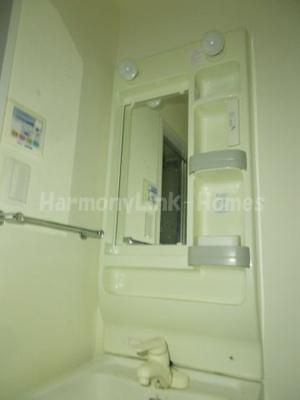 シンシティー板橋大山の独立洗面台です