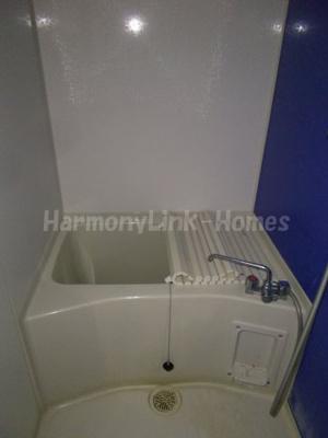 シンシティー板橋大山のコンパクトで使いやすいお風呂です