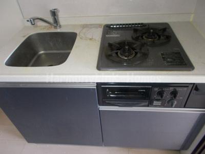 シンシティー板橋大山のお料理しやすいキッチンです