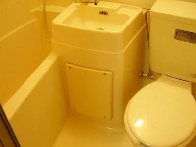 【浴室】コージー里中