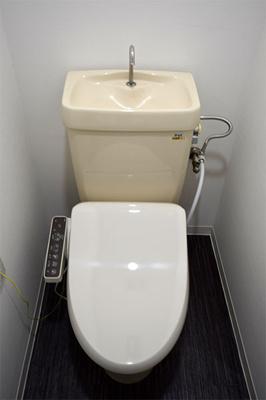 【トイレ】メナーハイツ藍