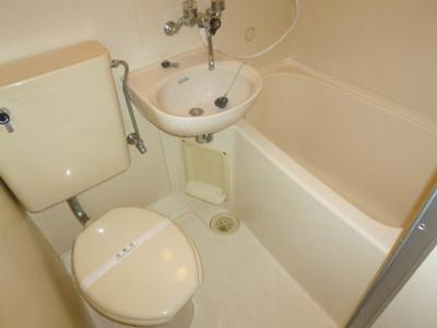 【浴室】ハママンション