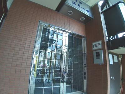 【居間・リビング】ハイツエリーゼ