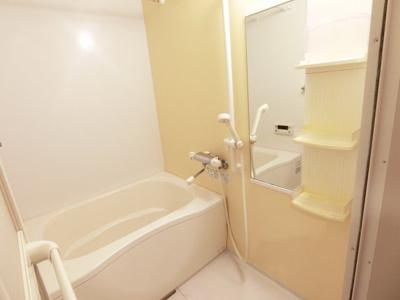 【浴室】ラ・ネージュ鳴尾