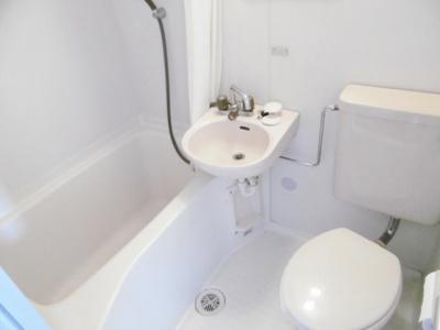 【浴室】ハイツシャローム