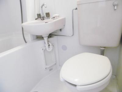 【トイレ】ハイツシャローム