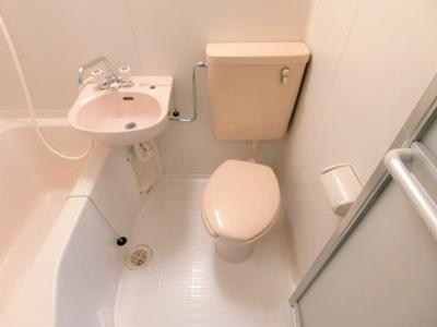 【トイレ】メゾン甲子園イースト
