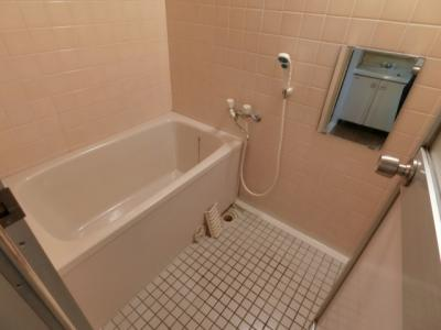 【浴室】ザ・ランドマーク北山