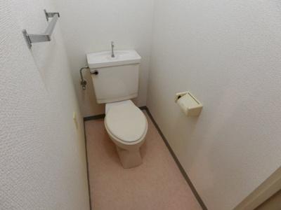 【トイレ】ザ・ランドマーク北山