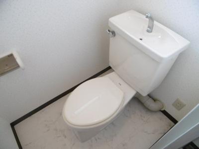 【トイレ】鳴尾ハイツ