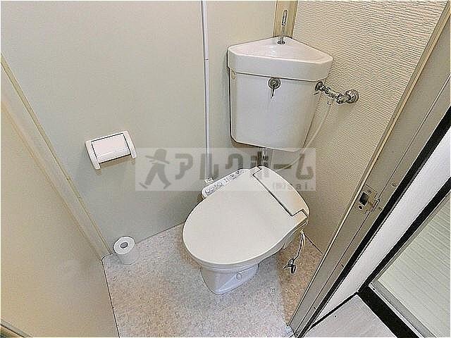 阪南グリーンハイツ トイレ