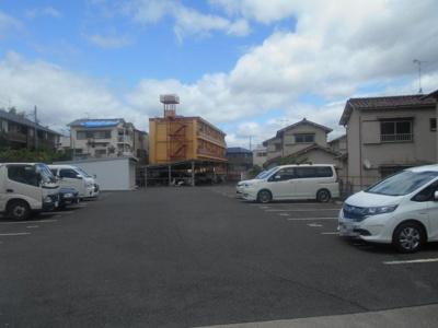 【外観】豊中みどり幼稚園 北側駐車場