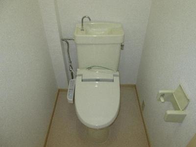 【トイレ】ヤリタマンション