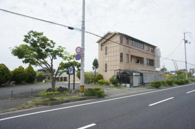 【外観】平野店舗倉庫