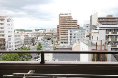 【展望】ダイアパレス東島田