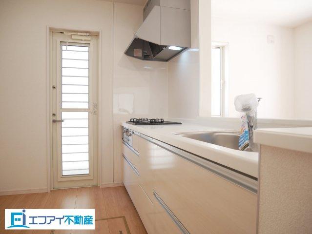 【キッチン】東海市高横須賀町北屋敷 新築分譲戸建