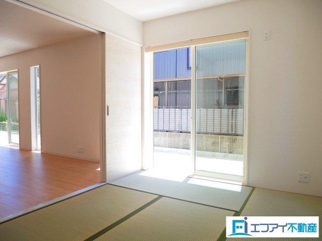 【和室】東海市高横須賀町北屋敷 新築分譲戸建