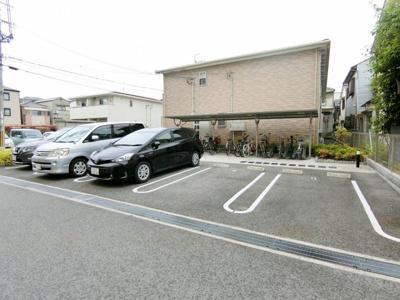 【駐車場】SHALOM