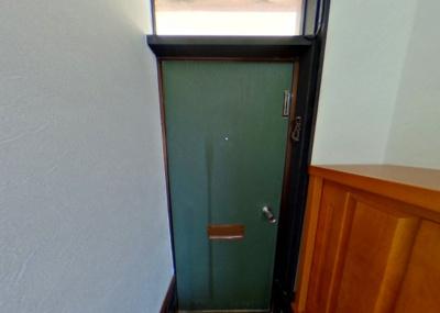 【玄関】猪上アパート