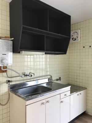 【キッチン】猪上アパート