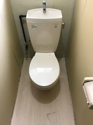 【トイレ】猪上アパート